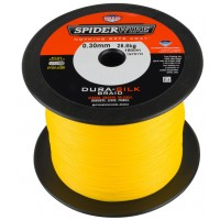Spiderwire Dura Silk Yellow