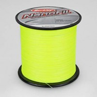 Berkley NanoFil Chartreuse high fish