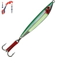 Team Norway Classic Sild green-silver