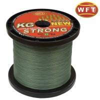 WFT KG Strong Green 0.08mm 10kg (1 meter)