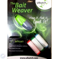 The Ullcatch Bait Weaver incl. 3 reserve elastiek