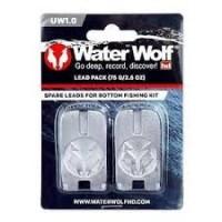Water Wolf Under Water Camera
